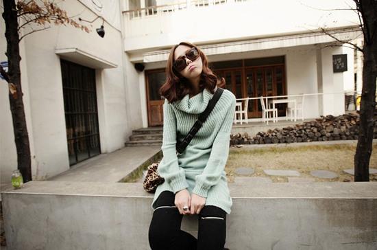韩版气质独特的可爱女生图片 你们像蒲公英 高清图片